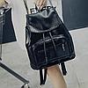 Модный женский рюкзак с косичками, фото 2