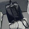 Модный женский рюкзак с косичками, фото 5