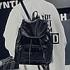 Модный женский рюкзак с косичками, фото 4