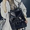 Модный женский рюкзак с косичками, фото 3