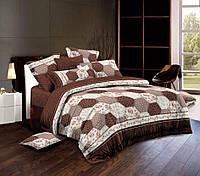 Полуторный комплект постельного белья Барокко