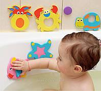 Аква-пазлы Bath'n Puzzl