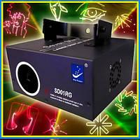 Программируемый лазер Seven Stars SD01RG