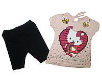 Костюм-двойка для девочки, Feyza, размеры 1-3 лет, арт. 725
