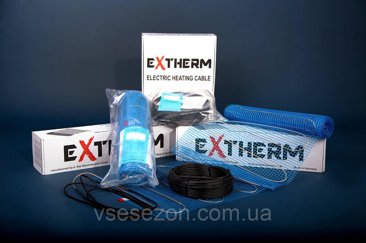 EXTHERM ETL сверхтонкие нагревательные маты