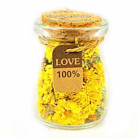 Чай китайский Хризантема цветочный Подарочный сб 30г