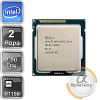 Процессор Intel Pentium G2020 (2×2.90GHz/3Mb/s1155) б/у