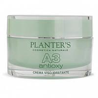Увлажняющий крем для нормальной кожи лица с антиоксидантным комплексом - PLANTER'S A3 Antioxy Moisturizing Face Cream - Normal Skin
