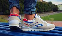 Кроссовки в стиле Reebok GL 6000 White мужские
