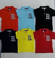 Детская футболка на мальчика в ассортименте 2-5 лет