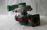 Турбокомпресор ТКР 8,5С6 / Д-440 / Д-442 / Трактор Т-90П / Трактор ДТ-75Т, фото 2