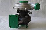 Турбокомпрессор ТКР 7С6 / Евро-Камаз / КамАЗ-740 / Евро-1/2, фото 2