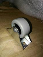 Ролик мебельный Н-42Р обрезиненный, фото 1