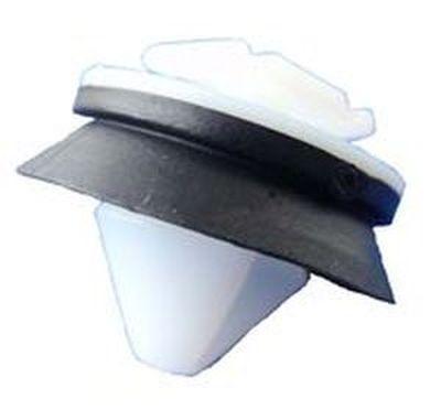 Автокрепеж, Дві капелюшки,верхня прямокутна 90926N (T=17; D=10; H=16; F=12)
