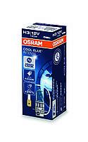 Лампа галогенная Osram Cool Blue OS 64151 CBI (H3) +20%