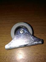 Ролик мебельный Н-35Р обрезиненный, фото 1