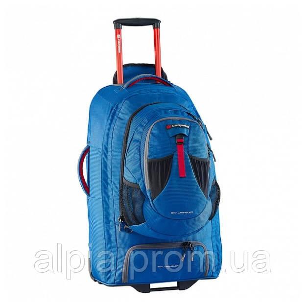Дорожный рюкзак-трасформер Caribee Europa 75 Atlantic Blue (комплект)