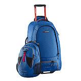 Дорожный рюкзак-трасформер Caribee Europa 75 Atlantic Blue (комплект), фото 2