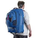 Дорожный рюкзак-трасформер Caribee Europa 75 Atlantic Blue (комплект), фото 5