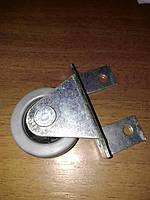 Ролик мебельный Н-50Р обрезиненный
