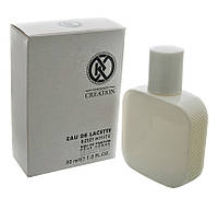 "Lacoste L.12.12 Blanc, 30 мл, аналог от K.Creation ""Eau de Lacette L.2121 White"", мужской"