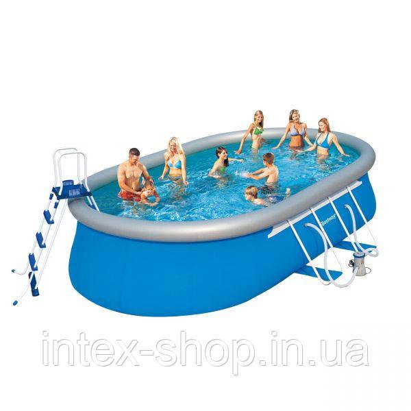 Каркасный бассейн bestway 56152