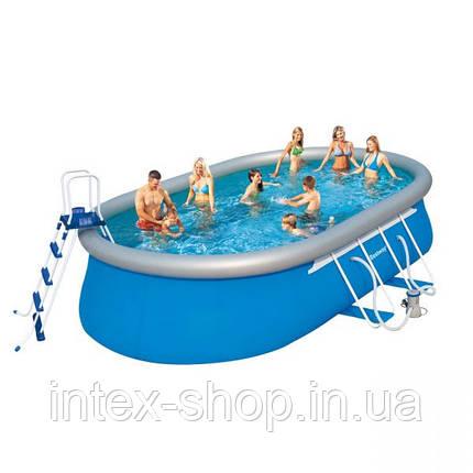 Каркасный бассейн bestway 56152, фото 2