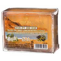 Мыло с оливковым маслом и миртом Care & Beauty Line Olive Oil and Lemon Myrtle Soap