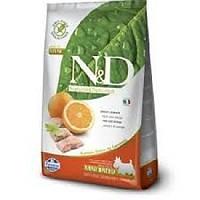 FARMINA N&D GRAIN FREE FISH ORANGE MINI DOG 7 кг