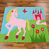 Ковры детские, купить ковры для детей, ковер с лошадью