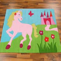 Ковры детские, купить ковры для детей, ковер с лошадью, фото 1