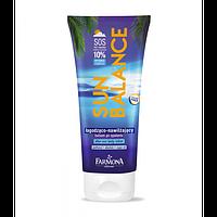 Водостойкий солнцезащитный лосьон для загара SPF15 - Farmonа Sun Balance Waterproof Suntan Lotion SPF15