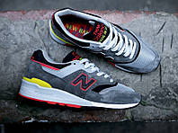 Кроссовки New Balance 997 Натуральный замш, фото 1