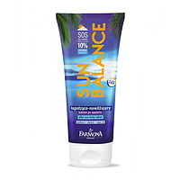 Лосьон после загара увлажняющий и успокаивающий кожу - Farmonа Sun Balance Soothing and Moisturizing After-Sun Body Lotion