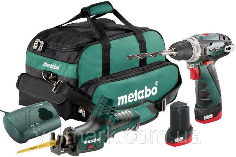 Комплект Metabo Combo Set 2.4 10.8 V
