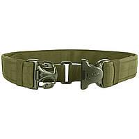 Ремень тактический Helikon-Tex® DEFENDER Security Belt® - Олива, фото 1