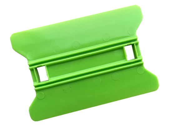 "Вигонка зелена SpeedWing 4"" (10 см), фото 2"