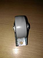 Ролик мебельный Н-50,1Р обрезиненный, фото 1