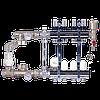"""Коллекторная система без насоса, с байпасом  ( без узла подмеса)  ECO 163 NEW (1"""" х  8)"""