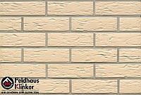 Клинкерные термопанели Feldhaus Klinker Classic R140 perla senso