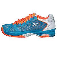 Теннисные кроссовки Yonex SHT-FUSIONREV blue/orange
