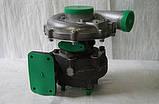 Турбокомпресор (турбіна) ТКР К27-61-02 (CZ) / Д260 / Трактор МТЗ-1221, фото 2