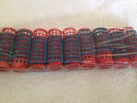 Бигуди для завивки волос( размер 4) 10 штук в упаковке