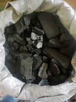 Древесный уголь оптом от 1000 кг в полипропиленовом пакете 10 кг - 15 кг из дуба, бука и граба