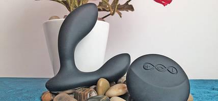 Lelo Hugo - массажер простаты с пультом управления: обзор с обычными фото