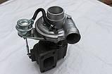 Турбокомпрессор ТКР С14-180-01 (CZ) / ЕВРО2 / ГАЗ-33104 «ВАЛДАЙ», фото 2