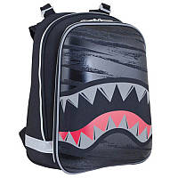 Рюкзак школьный каркасныйH-12«Shark»553373 1 Вересня