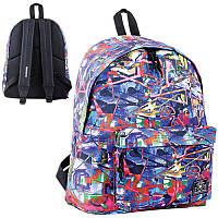 Рюкзак подростковыйST-15«Crazy - 15»553974 1 Вересня