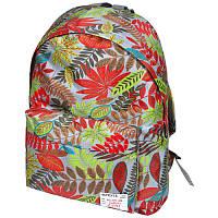 Рюкзак школьный Simple Leaves ZB17.0600LS Zibi