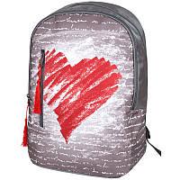 Рюкзак Simple Heart ZB17.0625HT ZiBi